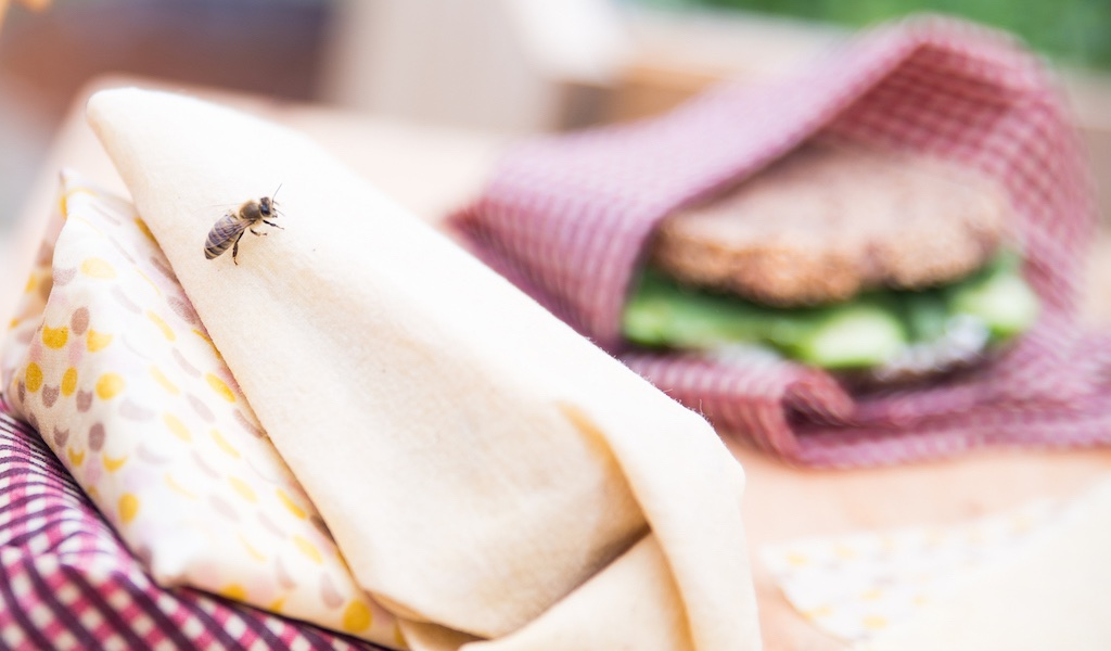 Bienenwachstuch selber machen – bio und Demeter