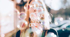 Seifenblasen selber machen (Rezept)